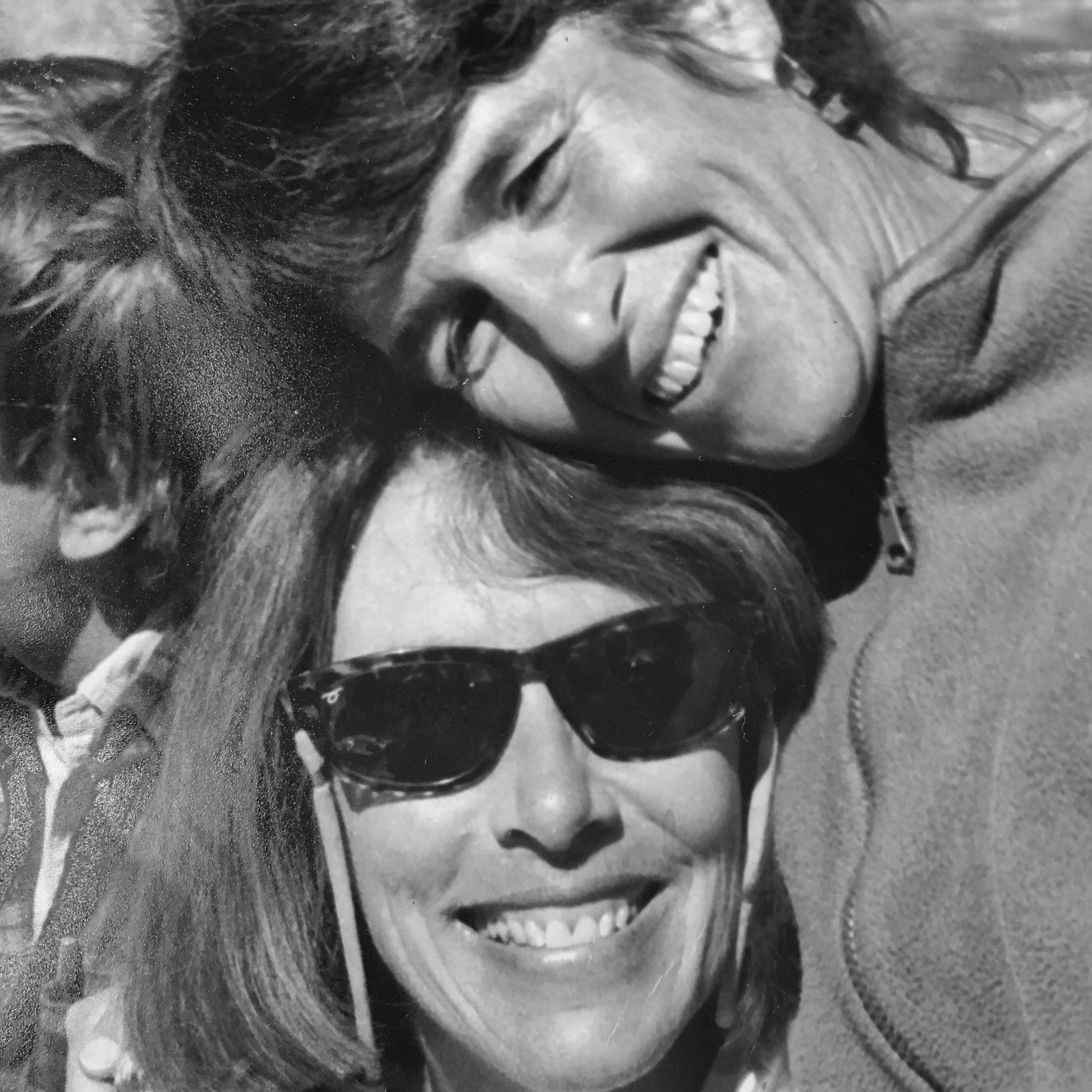Meredith and Janice Portrait
